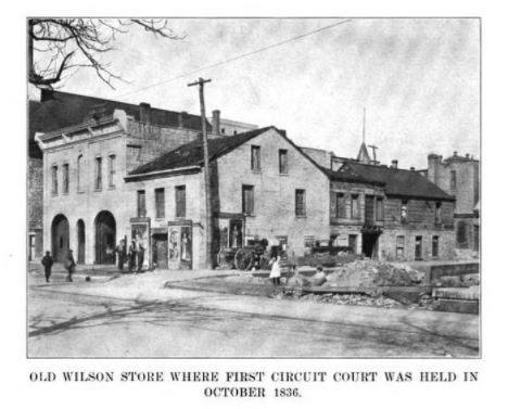 1st Court House
