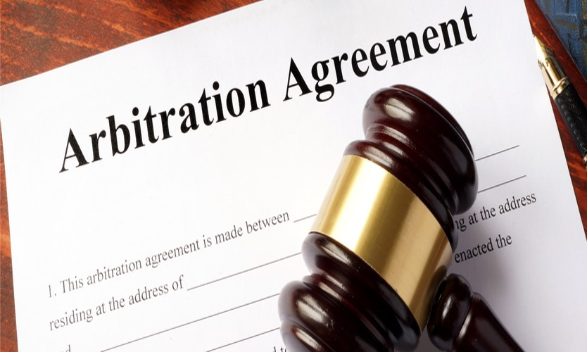 Arbitration Agreement Privileged Confidential Arbitration Agreement