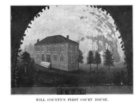 Will County First Courthouse